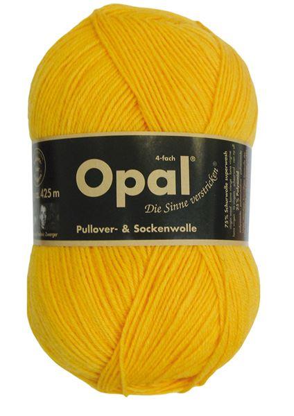 Bild von Opal uni 4 fach  / 5182 Sonnengelb
