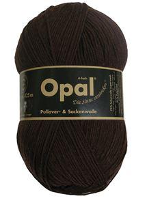 Bild von Opal uni 4 fach  / 5192 Dunkelbraun