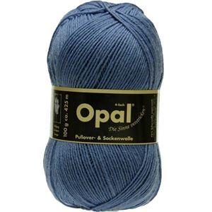 Bild von Opal uni 4 fach  / 5195 Jeansblau
