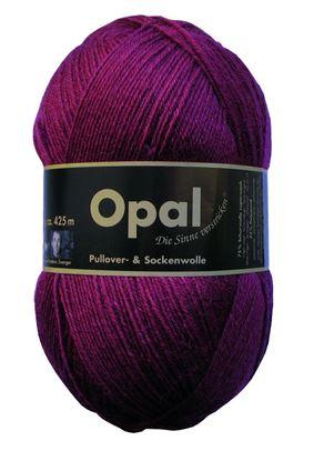 Bild von Opal uni 4 fach  / 5196 Burgund