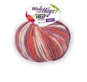 Bild von Woolly Hugs Sheep Color 82