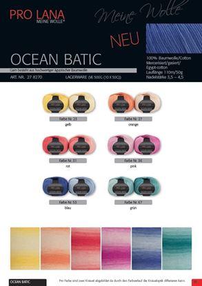 Bild von Pro Lana Ocean Batik Sparpaket 500 Gramm