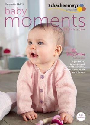 Bild von Zeitschrift Baby Moments 001