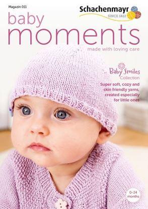 Bild von Zeitschrift Baby Moments 011