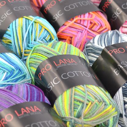 Bild von Pro Lana Basic Cotton Color