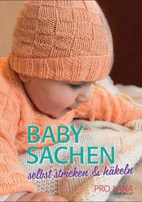 Bild von Pro Lana Baby  Sachen Anleitungsheft