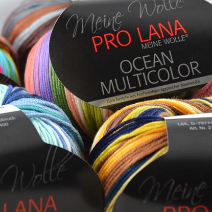 Bild von 500 Gramm Pro Lana Ocean Multicolor