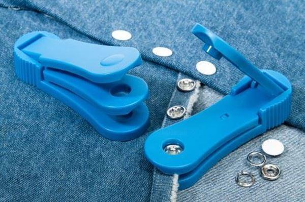 Bild von Jersey Druckknopfwerkzeug