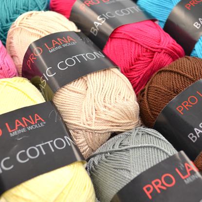 Bild von Pro Lana Basic Cotton / 50Gramm