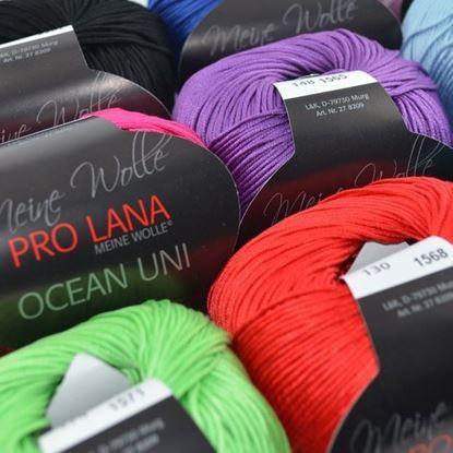 Bild von 500 Gramm  Pro Lana Ocean uni