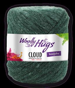 Bild von 500 Gramm Woolly Hug's Cloud  Merino - 186