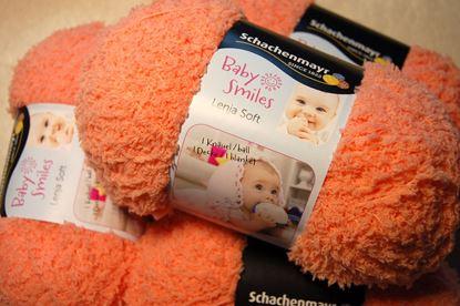 Bild von 400 Gramm Baby Smiles Lenja Soft  1024