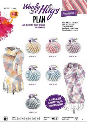Bild von Woolly Hugs Plan 100g