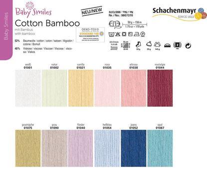 Bild von Baby Smiles Cotton Bamboo / 50g / 156m