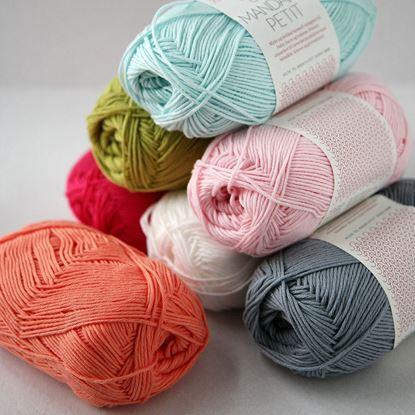 Bild von Sandnes Mandarin Petit  -100% Baumwolle -50 Gr. / 180 m