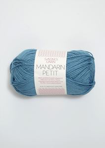 Bild von Sandnes Mandarin Petit - 6543-  jeansblau