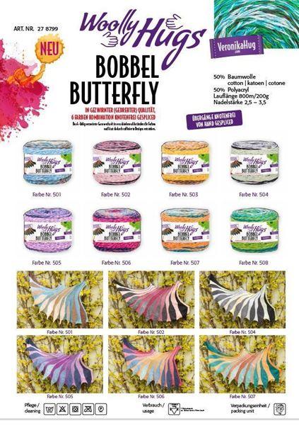 Bild von Woolly Hugs Butterfly 200 Gr.