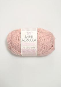 Bild von Mini Alpaka - Puderrosa-3511