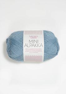 Bild von Mini Alpaka -Blau -6053