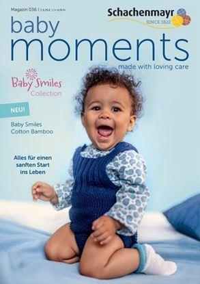 Bild von Zeitschrift Baby Moments 036