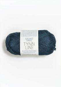 Bild von TYNN LINE - 6364 dunkel blau