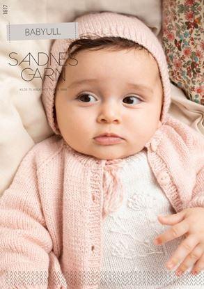 Bild von Anleitungen Sandnes Magazin Baby 1817