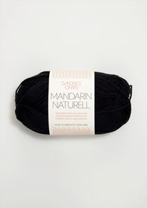 Bild von Mandarin naturell  1099 schwarz