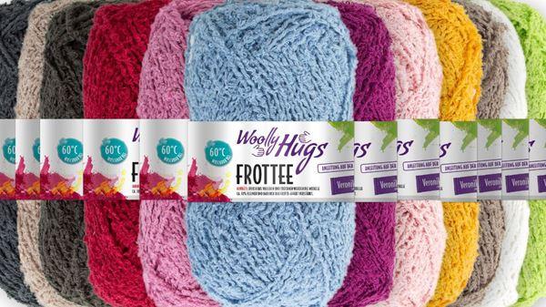 Bild von Woolly Hugs Frottee 50 Gr.