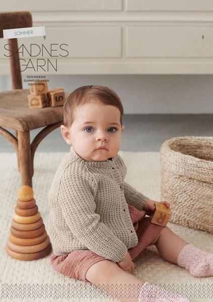 Bild von Anleitungen Sandnes  Heft 2106 Sommer Baby