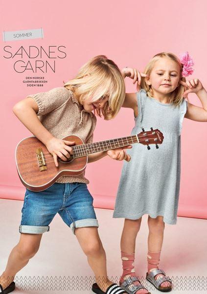 Bild von Anleitungen Sandnes  Heft 2105 Sommer Kinder