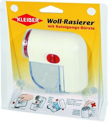 Bild von Wollrasierer mit Reinigungsbürste Kleiber