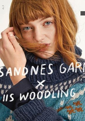Bild von Anleitungen  Sandes Garn Anleitungsheft iiS woodling 3
