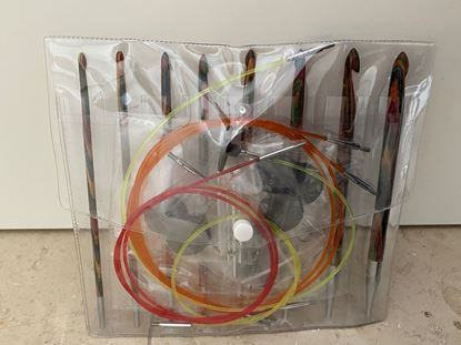 Bild von Knit Pro Tunesisch Häkeln Nadel Set / Anleitung fehlt