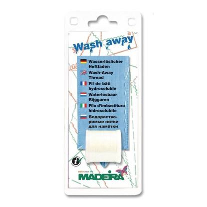 Bild von Madeira wash away wasserlösliches Heftgarn