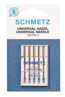 Bild von Schmetz Nähmaschinennadeln Universal 70-90